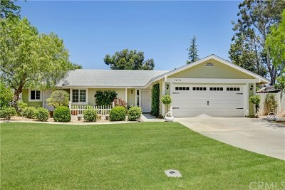Temecula CA Single Family Home For Sale: $479,000