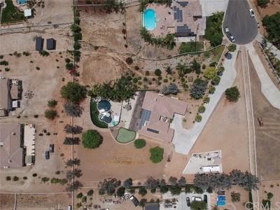 Riverside Single Family Home For Sale: 17505 La Serena Court