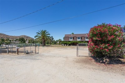Hemet Single Family Home For Sale: 40350 Indian Tree Drive