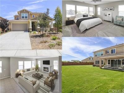 Menifee Single Family Home For Sale: 27714 Tall Ship Drive