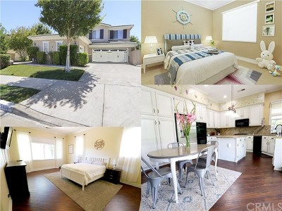 Murrieta Single Family Home For Sale: 23431 Canterbury Way
