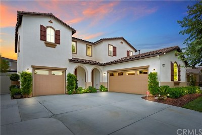 Menifee Single Family Home For Sale: 25305 Lone Acres Road