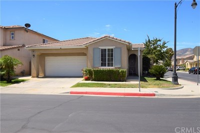 Lake Elsinore Single Family Home For Sale: 16635 Escavera Street
