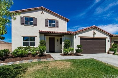 Menifee Single Family Home For Sale: 30607 Buckboard Lane