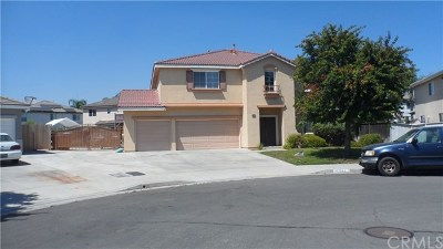 Menifee Single Family Home For Sale: 25292 Clear Canyon Circle