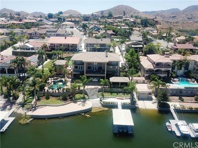 Canyon Lake Single Family Home Active Under Contract: 22000 Village Way