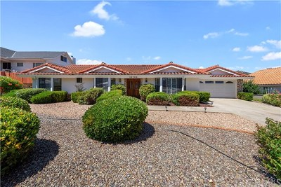 San Diego Country Estates Single Family Home For Sale: 15750 Vista Vicente Drive