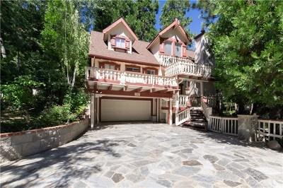 Lake Arrowhead Single Family Home For Sale: 396 Birchwood Drive