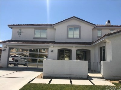 Hemet, San Jacinto Single Family Home For Sale: 243 Appaloosa Drive