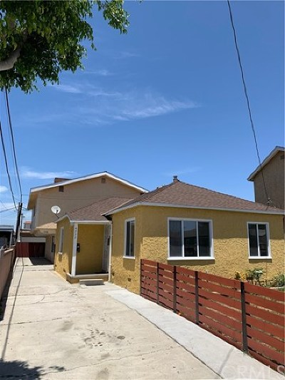 Multi Family Home For Sale: 4777 W 135th Street