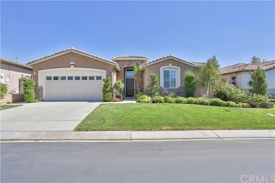 Hemet, San Jacinto Single Family Home For Sale: 8194 Maruyama Drive
