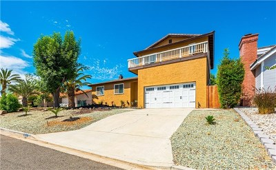 Canyon Lake Single Family Home For Sale: 30725 Pyramid Point