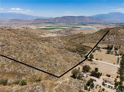 Hemet Residential Lots & Land For Sale: Beech (Approx 23045) Street N