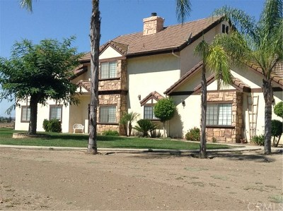 Menifee Single Family Home For Sale: 29801 Maxine Lane
