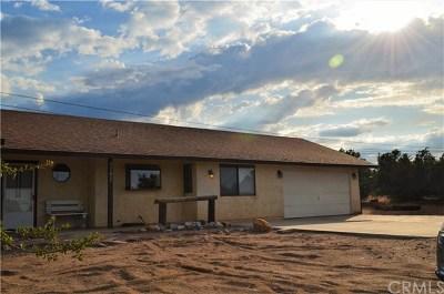 Phelan Single Family Home For Sale: 8787 Mesquite Road