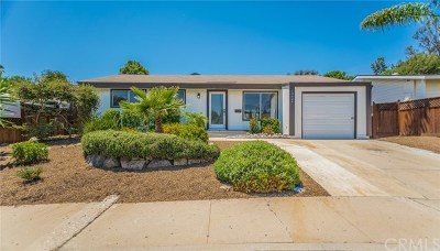 Poway Single Family Home For Sale: 13424 Silver Lake Drive