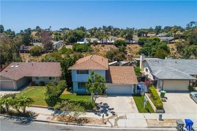 Oceanside Single Family Home For Sale: 3241 Camarillo Avenue
