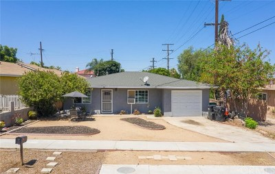 Corona Single Family Home For Sale: 216 S Howard Street