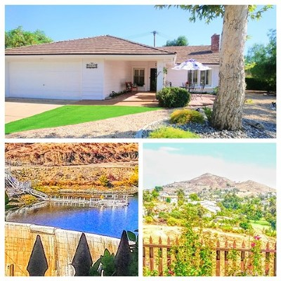 Canyon Lake Single Family Home For Sale: 30634 Wood Duck Place