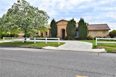 Hemet, San Jacinto Single Family Home For Sale: 26296 Lake Street