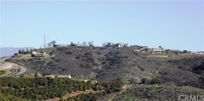 Temecula Residential Lots & Land For Sale: 12 Via Vaquero