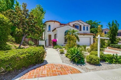 San Marcos Single Family Home For Sale: 1060 Tesoro Avenue