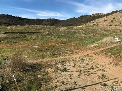 Temecula Residential Lots & Land For Sale: 20980 Carancho Road