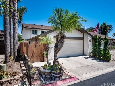San Juan Capistrano Single Family Home For Sale: 29436 Avocado