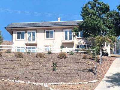 Canyon Lake Single Family Home For Sale: 22980 Fawn Lake Place