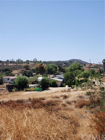 Wildomar Residential Lots & Land For Sale: Upton St