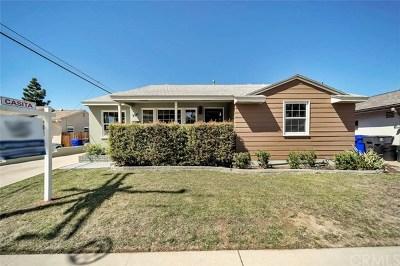 San Diego Single Family Home For Sale: 6384 Birchwood Street