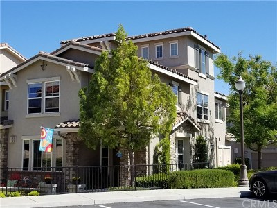Temecula Condo/Townhouse For Sale: 28956 Frankfort Lane