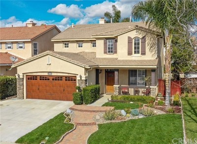 Canyon Lake, Lake Elsinore, Menifee, Murrieta, Temecula, Wildomar, Winchester Rental For Rent: 26644 Peachwood Drive