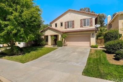 Temecula Single Family Home For Sale: 44041 Terraza Court