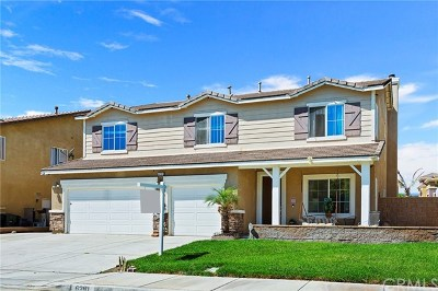 Jurupa Single Family Home For Sale: 6281 Ruby Crest Way