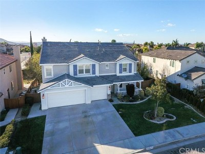 Temecula Single Family Home For Sale: 44991 Vine Cliff Street