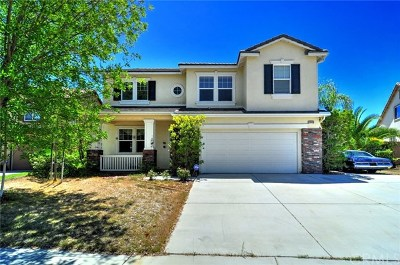 Murrieta Single Family Home For Sale: 30303 Laruns Street