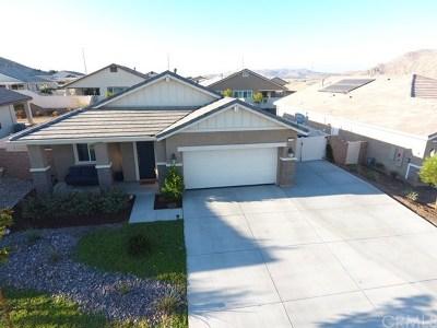 Menifee Single Family Home For Sale: 29098 Botanical Circle