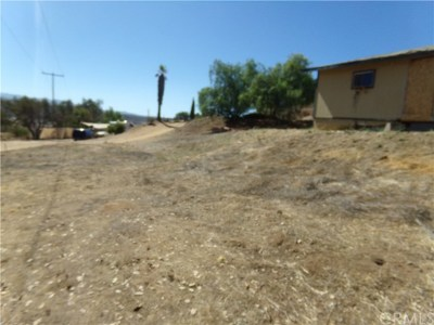 Hemet Residential Lots & Land For Sale: 39975 San Ignacio Road