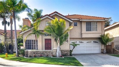 Laguna Niguel Single Family Home For Sale: 28585 Las Arubas