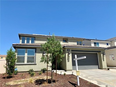 Beaumont Single Family Home For Sale: 1386 Galaxy Drive