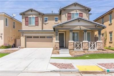Eastvale Single Family Home For Sale: 13277 Cadenza Drive
