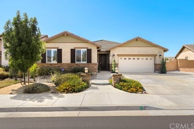Menifee Single Family Home For Sale: 29103 Guava Street