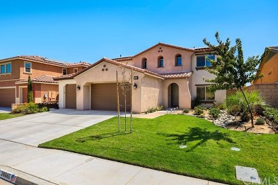 Lake Elsinore Single Family Home For Sale: 36665 Hermosa Drive
