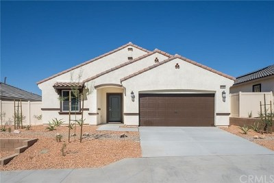 Victorville Single Family Home For Sale: 15853 Marigold Court