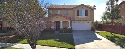 Canyon Lake, Lake Elsinore, Menifee, Murrieta, Temecula, Wildomar, Winchester Rental For Rent: 37876 Amberleaf Court