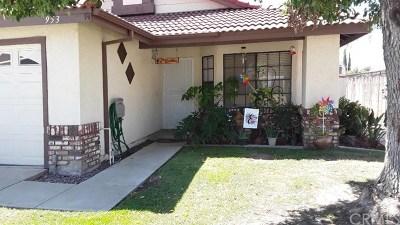 Hemet Single Family Home For Sale: 953 W Thornton Avenue
