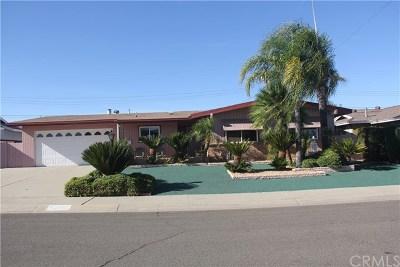 Sun City Single Family Home For Sale: 25860 Baltrustrol Drive
