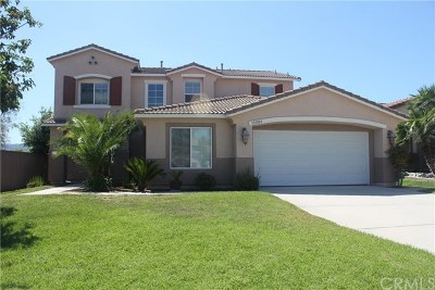 Lake Elsinore Single Family Home For Sale: 15081 Hayden Court