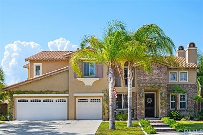 Temecula Single Family Home For Sale: 34070 Vandale Court